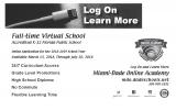 Full-time Virtual School Accredited K-12 Florida Public School