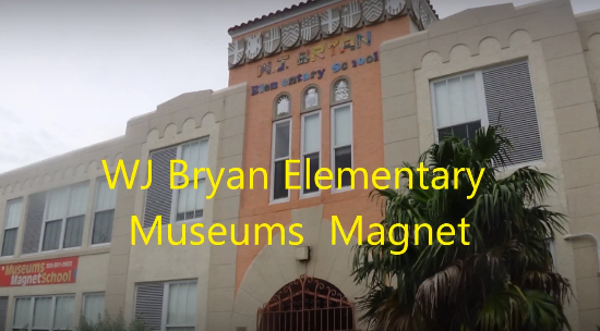 WJ Bryan Elementary Museums Magnet