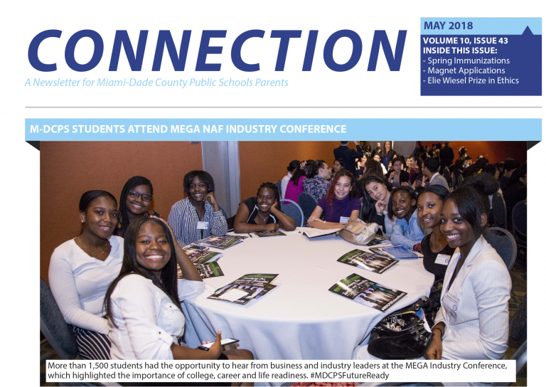 May 2018 Connection Newsletter
